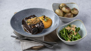 GKB - O'connor Short Rib, Broccolini with Almonds & Roasted Rosemary Chat Potatoes.jpg