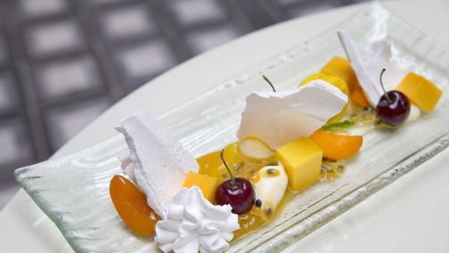 garden dessert