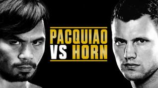 Pacquiao v Horn
