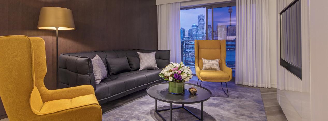 1 Bedroom Suite Harbour View