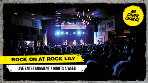 Rock Lily Gig Guide
