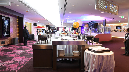 Event Centre Foyer Cocktail