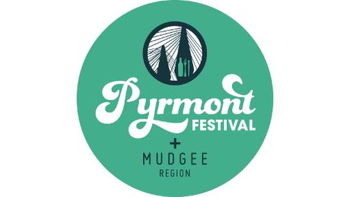 Pyrmont Festival Logo