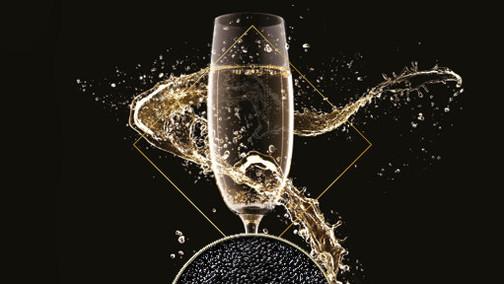 Champagne & Caviar