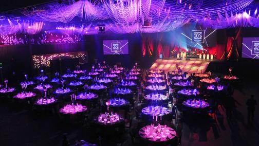 Event Centre Banquet setup