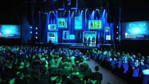 Event Centre ASTRA Awards 2015