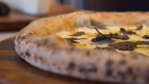 Truffle Season at Pizzaperta