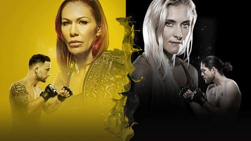 UFC222 Main