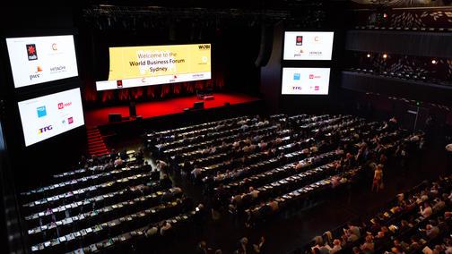 World Business Forum 3