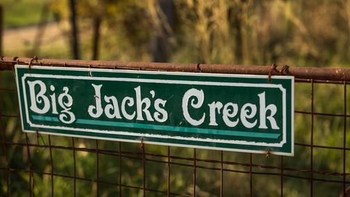 Big Jack's Creek