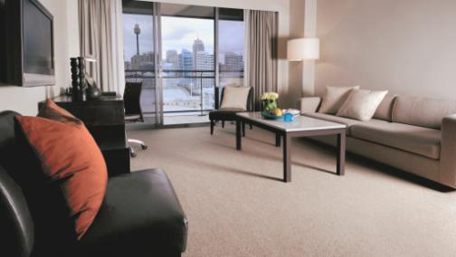 Astral Residence 2 Bedroom Apartment City View