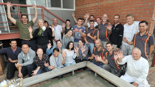 Barnardos Renovation Rescue