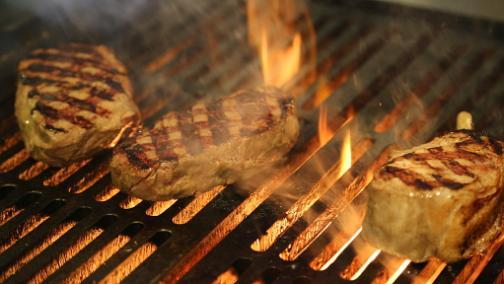 Black by ezard grill