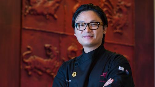 Chef Luke Nguyen