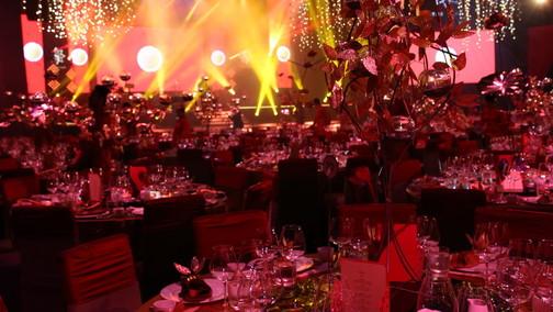 Lunar New Year Event Centre
