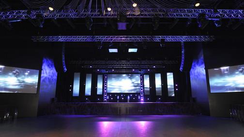 The Star Event Centre - Audio Visual
