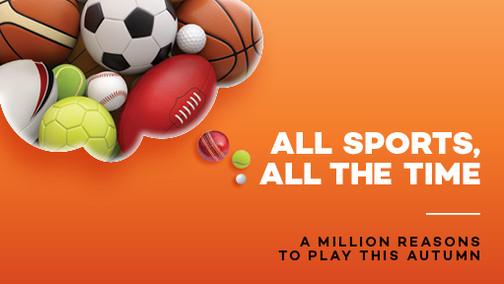 Million Reasons Sports