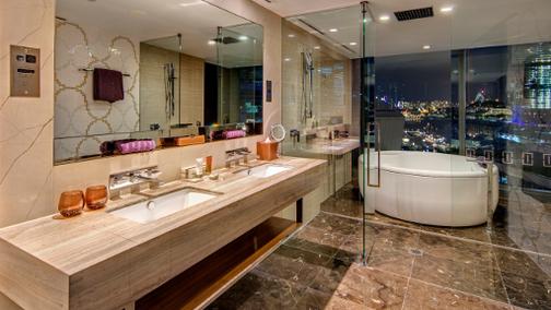 the darling adored suites the darling the star sydney. Black Bedroom Furniture Sets. Home Design Ideas