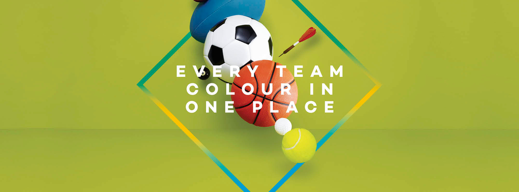 Every Team Colour In One Place