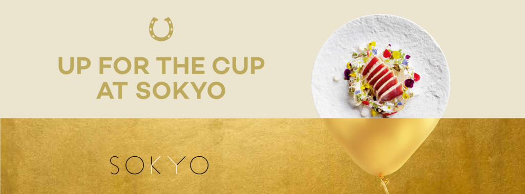 Melbourne Cup at Sokyo
