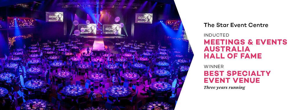 MEA Awards - The Star Event Centre