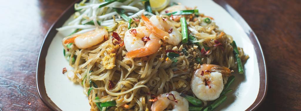 Fat Noodle Pad Thai