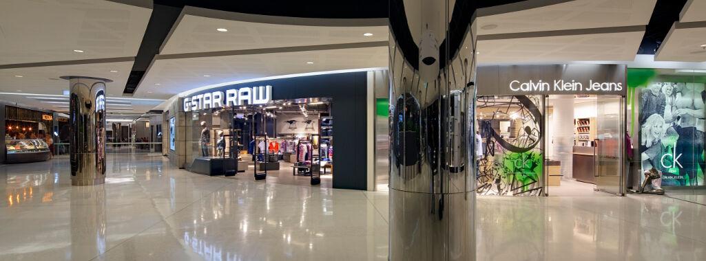 Shopping Retail Atrium