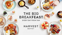 Harvest Buffet Breakfast